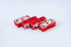 Japonés del sushi Imágenes de archivo libres de regalías