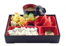Japonés famoso Bento Box Imagen de archivo