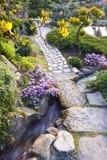 ³ japonés w de Jarkà del jardín Imágenes de archivo libres de regalías