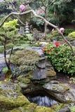 ³ japonés w de Jarkà del jardín fotos de archivo libres de regalías