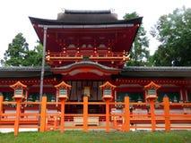 JAPON nara Висок Kasuga Taisha Стоковая Фотография RF