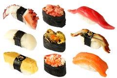 Japonais de cuisine Photos stock