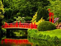 Japonais de jardin Photos libres de droits