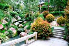 Japonais de jardin Image libre de droits