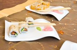 Japonais de nourriture Images libres de droits