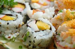 Japonese Nahrung Lizenzfreies Stockbild
