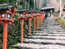 Japonia świątynia Fotografia Royalty Free