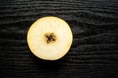 Japonia bonkrety nashi pn czerni drewno Obraz Royalty Free