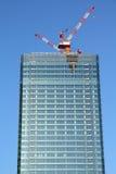 Japonia drapacza chmur budowa Zdjęcie Royalty Free