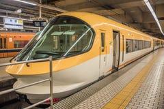 Japonia dworzec Zdjęcia Royalty Free