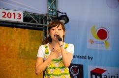 Japonia Festa w Bangkok 2013 Obrazy Stock