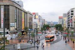 Japonia: Himeji Obrazy Stock