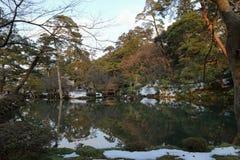 Japonia patio obrazy stock
