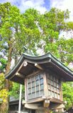 Japonia pawilon & zdjęcie royalty free