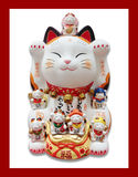 Japonia plutus kot Obrazy Royalty Free