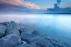 Japonia seascape Zdjęcie Stock
