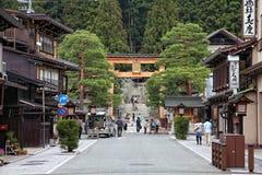 Japonia, Takayama - Fotografia Stock