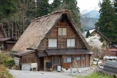 Japonia wieś Fotografia Royalty Free