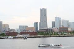 Japonia: Yokohama Obrazy Royalty Free