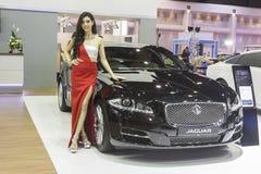 Jaquar XJ Car Stock Photography