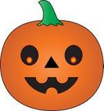 Jaque-o-lanterna de Halloween Foto de Stock