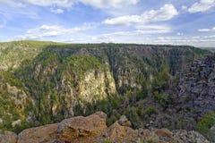 jarów kraju czerwieni skała Fotografia Stock