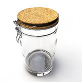 Jar Stock Photo