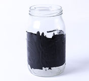 Jar for coins Stock Image