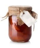 Jar of confiture Stock Image