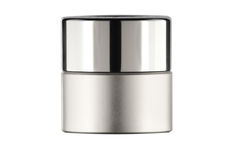 Jar for cosmetics Stock Images