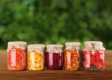 Jar Food Stock Photos