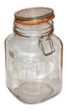 Jar from glass Stock Photo