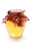 Jar of the Honey Stock Photography