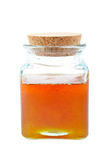 Jar of honey Stock Images