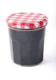 Jar of jam Royalty Free Stock Photography