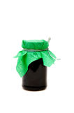 Jar of jam Royalty Free Stock Photos