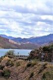 Jar jezioro, stan Arizona, Stany Zjednoczone Zdjęcie Stock