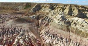 Jar Kiin Kerish w Wschodnim Kazachstan zbiory wideo