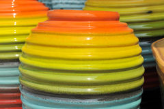 Jar in many colourful Royalty Free Stock Photography