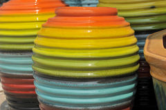 Jar in many colourful Royalty Free Stock Images