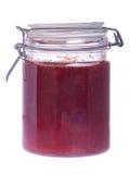 Jar of marmalade Royalty Free Stock Images