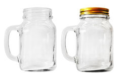 Jar mug Stock Photos