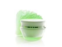 Free Jar Of Cream Stock Photography - 21129772