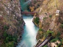 jar rzeka Fotografia Stock