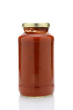 Jar of Spaghetti Sauce Stock Photos