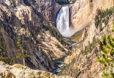 jar uroczysty Yellowstone Fotografia Stock