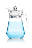 Jar of water Royalty Free Stock Images