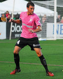 Jarad Van Schaik, Midfielder, Charleston Battery. Charleston Battery midfielder Jarad Van Schaik #14 Stock Photos