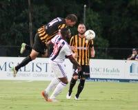 Jarad Van Schaik, Midfielder, Charleston Battery Stock Photography