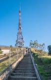 Jaragua Peak and TV Antenna Stock Photo
